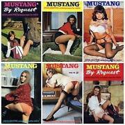 Vintage Mens Magazines