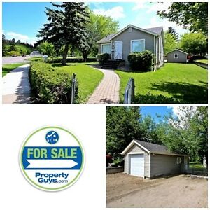 REDUCED! Huge lot downtown Red Deer! 5 parking spots!!