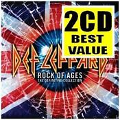 Def Leppard Greatest Hits CD