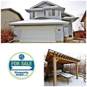 REDUCED! 5 beds, 3 baths on gorgeous lot! Innisfail