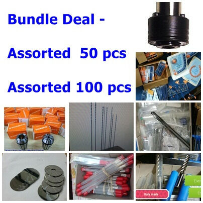 SALE - Bundle of 50 pcs or 100 pcs BN Metal cutting tools not office house watch handphone iphone