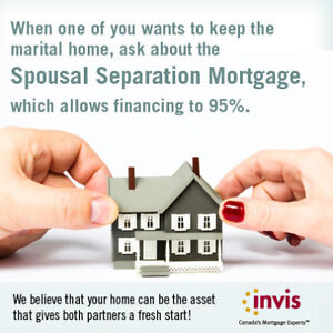 Spousal Separation Mortgage