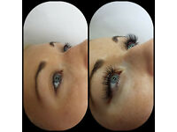 SPECIAL OFFER!!! EYELASH EXTENSIONS £35+ FREE BROW TINTING