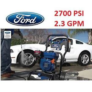 NEW FORD GAS PRESSURE WASHER - 122559832 - 2700 PSI 2.3 GPM