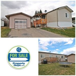 PRICE REDUCED! Upgraded Mobile in Parkland Acres! Lacombe