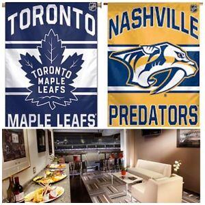 Luxury Suite: Toronto Maple Leafs vs Nashville Predators Jan. 07