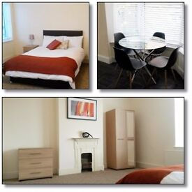FOR SALE: 5 ROOM PROFESSIONAL HMO & MULTILET FURNITURE PACK & WHITE GOODS