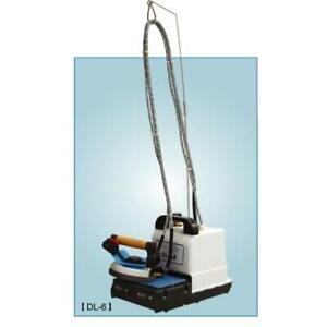 NEW STEAM IRON W/ BOILER DL-6A 241832197 110 VOLT HEAVY DUTY DONG LING 1000W