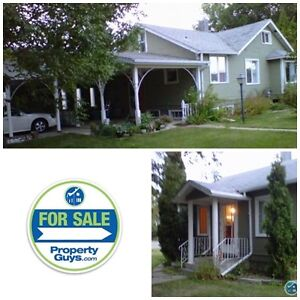 Updated home close to downtown in Vauxhall!!