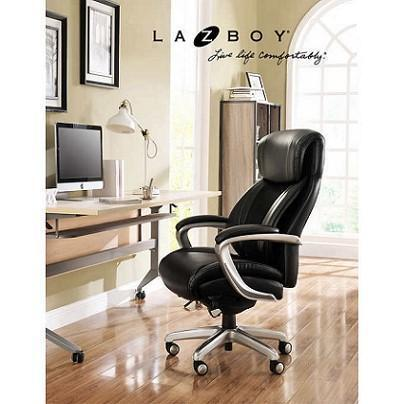 new lazboy executive office chair 116851528 salerno air