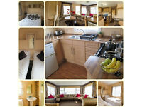******3 BEDROOM CARAVAN ON (HAVEN)THE ORCHARDS,CLACTON,ESSEX TO LET.*******