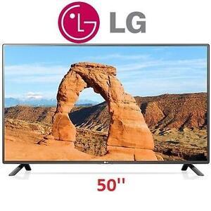 NEW OB LG 50'' 1080p LED TV - 117280983 - 50LF6000 120Hz