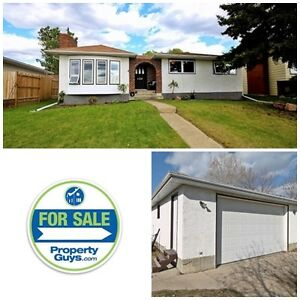 Incredible renovated bungalow with det gar! Innisfail