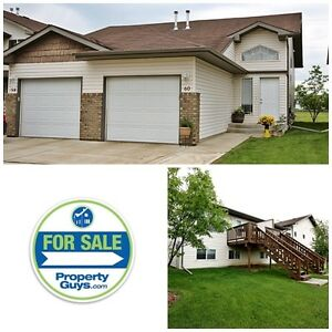 REDUCED! Affordable half duplex in North Central Red Deer