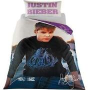 Justin Bieber Bed Cover
