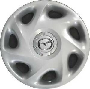 "4X Mazda Protege Factory 14"" Wheel Covers"