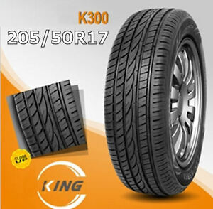 205/50R17 All-Season Tires - Brand New