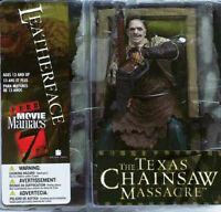 The Texas Chainsaw Massacre Action figures