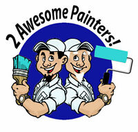 2 Awesome Painters!