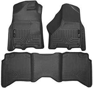 Weather Tech Floor Mats for 2013 denali or silverado pick up (us