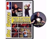 Bas Rutten Lethal Street Fighting Self Defence System DVD
