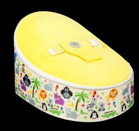Unisex Baby beanbag from bean bag planet