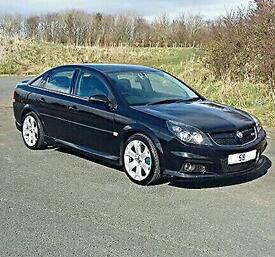 Vectra VXR 2008 58 plate MUST SELL £3,750