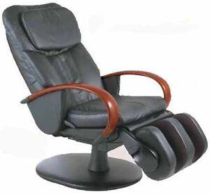 Fauteuil de Massage - Sommeil Davantage- cuire -impeccable