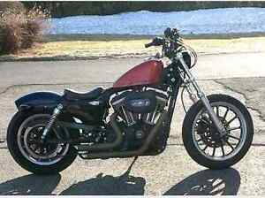 2007 Harley Davidson sportster 1200 perfect bobber bike!!!!