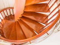 Spiral staircase installation cost