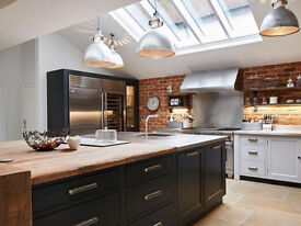 Bespoke Classic Kitchen Fitter - Free Qoute All Over the London