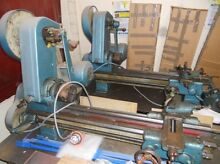 Hercus Metal Lathes 3 Phase x 2 Waverley Eastern Suburbs Preview