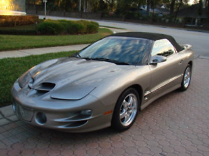 Wanted WS6 Trans AM Convertible or Camaro ss convertible