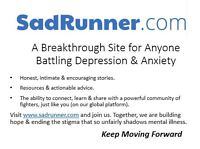 Community for People Battling Depression & Anxiety