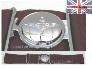 Official-Parachute-Regiment-Stable-Belt-All-Sizes-Para-100-UK-made-New
