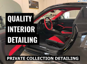 HIGH END INTERIOR RECONDITIONING & DETAILING - 403.919.6289