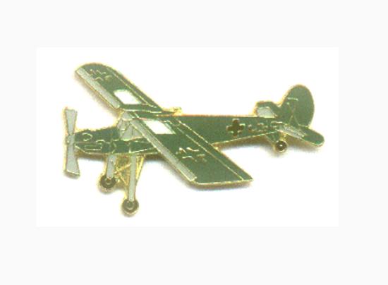 Luftwaffe Fieseler Fi 156 Storch Tie Tack - Lapel/Hat Pin