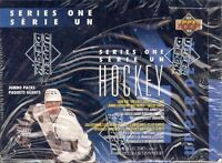 93-94 UPPER DECK - SERIES 1 JUMBO - hockey cards  (sealed box)