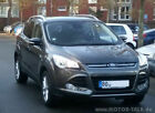 Ford Kuga DM3 2.0 TDCi 4x4 Test