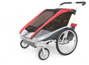 Chariot cougar double 650$ Neg