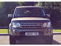 2010 Land Rover DISCOVERY 4 SW 3.0 TDV6 HSE