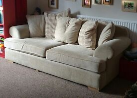 Large quality sofa