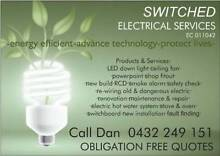 Switched Electrical Services Duncraig Joondalup Area Preview