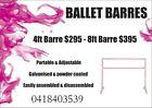 Ballet Barres