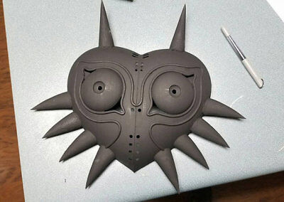 3D Printed Wearable Majora's Mask DIY Kit