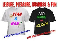 T-SHIRT PRINTING l PERSONALISED T-SHIRTS l BESPOKE T SHIRT DESIGN l EVENT l CHARITY l WORK l PROMO