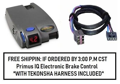Tekonsha 90160 Brake Control for Ford, F-150, F 150 Heritage