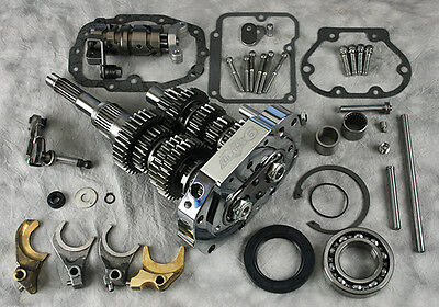 Ultima 6-Speed Builders Kit for 1990-Later Big Twin 5-Speed & 6-Speed Models