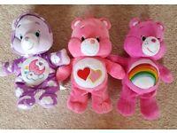 Mini 'Care Bears' Soft Toys