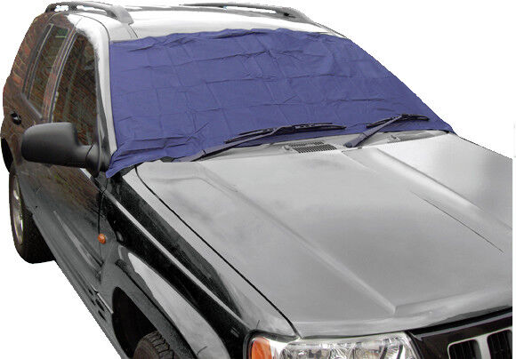 Car Van Front Windscreen Window Winter Frost Snow Ice Protector Cover